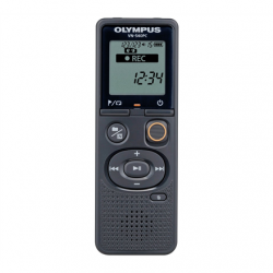 Olympus Digital Voice Recorder VN-540PC  Segment display 1.39', WMA, Black,