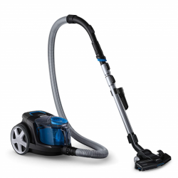 Philips Vacuum cleaner PowerPro Compact FC9331/09 Bagless, Power 900 W, Dust capacity 1.5 L, Black