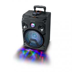 Muse Speaker M-1915DJ 150 W, Portable, Black, Bluetooth