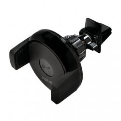 Logilink Wireless car charger with smartphone mount Wireless Charger, 5 W