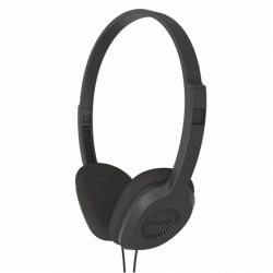 Koss Headphones KPH8k Headband/On-Ear, 3.5mm (1/8 inch), Black,