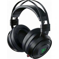 Razer Gaming Headset, Wireless USB Transceiver / 3.5mm analog,  Nari Ultimate, PC with USB port; PlayStation™4*, Black, Built-in microphone, Wireless/ wired