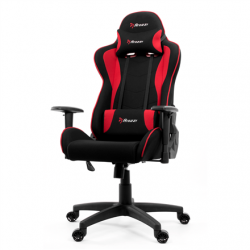 Arozzi Gaming Chair, Mezzo V2, Red/ black