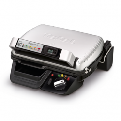 TEFAL SuperGrill Timer Multipurpose grill  GC451B12 Contact, 2000 W, Stainless steel