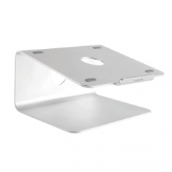 """Logilink AA0104 17 """", Aluminum, Notebook Stand, Suitable for the MacBook series and most 11""""-17"""" laptops"""
