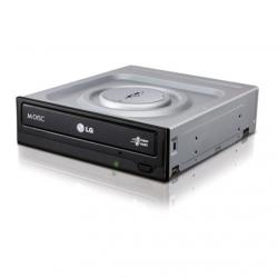 H.L Data Storage DVD-Writer HH Bare type GH24NSD5 Internal, Interface SATA, DVD±R/RW, CD read speed 48 x, CD write speed 48 x, Black, Desktop
