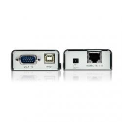 Aten USB VGA Cat 5 Mini KVM Extender (1280 x 1024@100m)