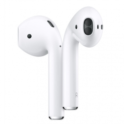 Apple AirPods with Charging Case White