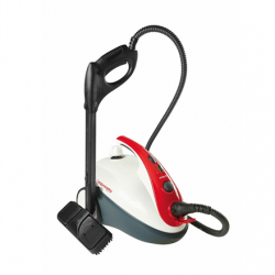 Polti Steam cleaner PTEU0268 Vaporetto Smart 30_R Power 1800 W, Steam pressure 3 bar, Water tank capacity 1.6 L, White/Red