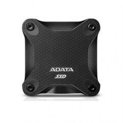 ADATA External SSD SD600Q 240 GB, USB 3.1, Black