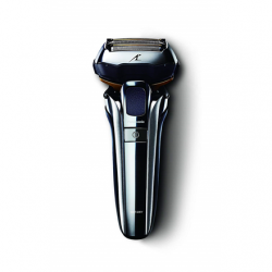 Panasonic Shaver ES-LV6Q-S803 Wet use, Rechargeable, Charging time 1 h, Li-Ion, Battery powered, Number of shaver heads/blades 5, Black