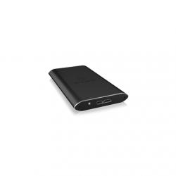 Raidsonic ICY BOX External USB 3.0 enclosure for mSATA SSD mSATA, USB 3.0