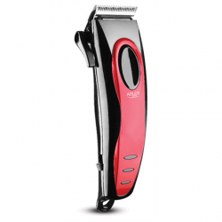 Adler Hair clipper AD 2825 Corded, Red