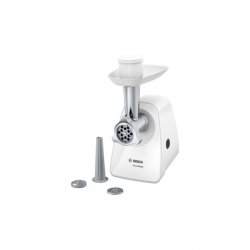 Bosch Meat mincer SmartPower MFW2510W White, 350 W