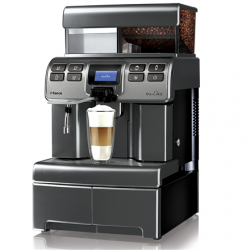 Saeco Coffee maker Aulica Top HSC RI Pump pressure 15 bar, Built-in milk frother, Fully automatic, 1400 W, Anthracite