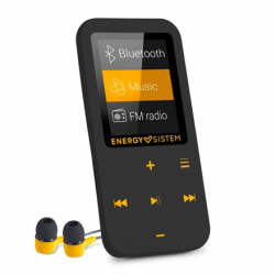 Energy Sistem MP4 Touch Bluetooth, Amber