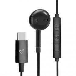 Energy Sistem Earphones Smart 2 Type C, Black