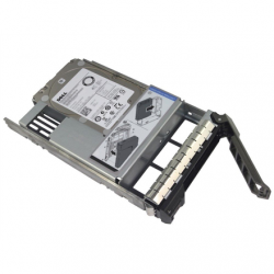 """Dell HDD 2.5"""" / 1.2TB  / RPM SAS / 12Gbps / 512n / Hot-plug Hard Drive, 3.5in Hyb Carr"""