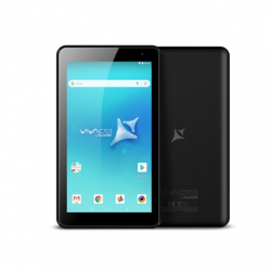 "Allview VIVA C703 7 "", Black, Touch, 1024 x 600 pixels, Cortex A7, 1 GB, 8 GB, Wi-Fi, 3G, 4G, Bluetooth, 4.0, Android, 8.1"