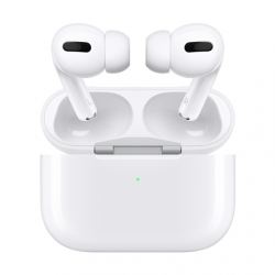 Apple AirPods Pro with Wireless Charging Case In-ear, ANC, Bluetooth, USB, White