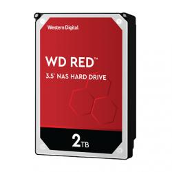 Western Digital Red NAS WD20EFAX 5400 RPM, 2000 GB