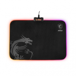 MSI AGILITY GD60 Mouse Pad, 386x276x2mm, Black