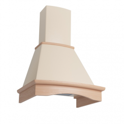 Eleyus Hood CTM L 15 200 60 BG/NE Energy efficiency class B, Wall mounted, Width 60 cm, 744 m³/h, Mechanical control, Beige, LED