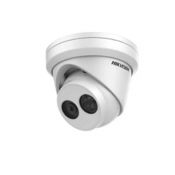 Hikvision IP Camera DS-2CD2383G0-IU F2.8 Dome, 8 MP, 2.8mm/F2.0, Power over Ethernet (PoE), IP66, H.265, H.265+, H.264, H.264+, Micro SD, Max.128GB