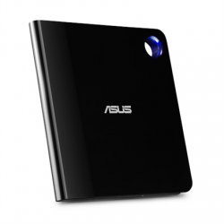 Asus Interface USB 3.1 Gen 1, CD read speed 24 x, CD write speed 24 x, Black, Ultra-slim Portable USB 3.1 Gen 1 Blu-ray burner with M-DISC support for lifetime data backup, compatible with USB Type-C and Type-A for both Windows and Mac OS.