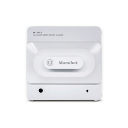 Mamibot Window Cleaning W120-T Robot, White, 75 W, 65 dB, Cordless