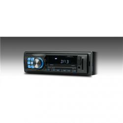 Muse M-199 Car radio MP3 player with Bluetooth, USB/SD, 4 x 40 W, No
