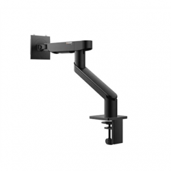 "Dell Single Monitor Arm Desk Mount, MSA20, 19-38 "", Maximum weight (capacity) 10 kg, Black"