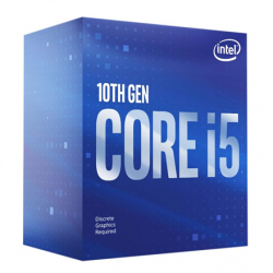 Intel i5-10500, 3.1 GHz, LGA1200, Processor threads 12, Packing Retail, Cooler included, Processor cores 6, Component for PC