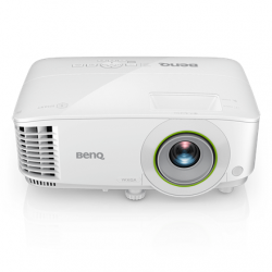Benq Smart Projector for Business EW600 WXGA (1280x800), 3600 ANSI lumens, White, Wi-Fi