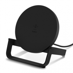 Belkin Wireless Charging Stand with PSU & Micro USB Cable WIB001vfBK