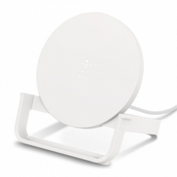 Belkin Wireless Charging Stand with PSU & Micro USB Cable WIB001vfWH