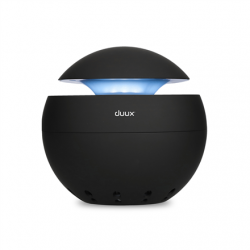 Duux Air Purifier Sphere Black, 2.5 W, Suitable for rooms up to 10 m²