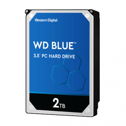 Western Digital Blue WD20EZAZ 5400 RPM, 2000 GB
