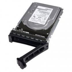 """Dell HDD 10000 RPM, 2400 GB, Hot-swap, Advanced format 512e, SAS 12Gb/s, 3.5"""" in hybrid carrier"""