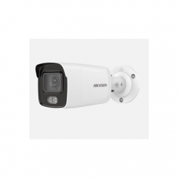 Hikvision IP Camera DS-2CD2047G1-L Bullet, 4 MP, 2.8/4/6 mm, Fixed lens, Power over Ethernet (PoE), IP67, H.265+, Micro SD/SDHC/SDXC, Max. 256 GB