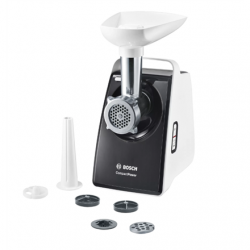 Bosch Meat mincer CompactPower MFW3612A Black, 500 W, Number of speeds 1