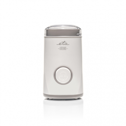 ETA Coffee grinder Aromo ETA006490000 150 W, Coffee beans capacity 50 g, Lid safety switch, White