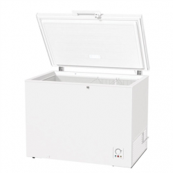 Gorenje Freezer FH301CW Energy efficiency class F, Chest, Free standing, Height 85 cm, Total net capacity 303 L, No Frost system, White