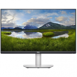 """Dell LCD monitor S2721H 27 """", IPS, FHD, 1920 x 1080, 16:9, 4 ms, 300 cd/m², Silver"""