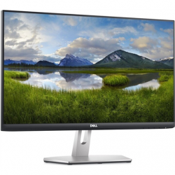 """Dell LCD monitor S2421H 24 """", IPS, FHD, 1920 x 1080, 16:9, 4 ms, 250 cd/m², Silver"""