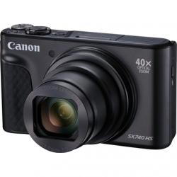 "Canon Travel Kit SX740 20.3 MP, Optical zoom 40x x, Digital zoom 4x x, ISO 3200, Display diagonal 3.0 "", Video recording, Black"