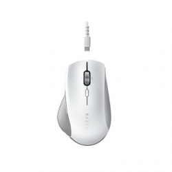 Razer Gaming Mouse Wireless connection, White, Optical mouse