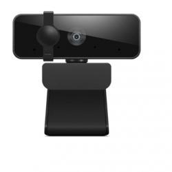 Lenovo Essential FHD Webcam Black, USB 2.0