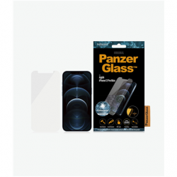 PanzerGlass Screen Protector, Apple, For iPhone 12 Pro Max, Glass, Transparent, Clear Screen Protector