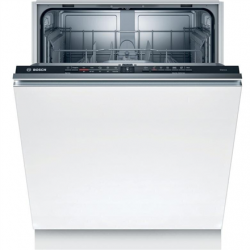 Bosch Dishwasher SMV2ITX22E Built-in, Width 60 cm, Number of place settings 12, Number of programs 5, Energy efficiency class E, AquaStop function, White